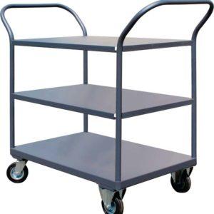 Wózki półkowe
